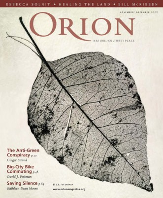 Orion Magazine