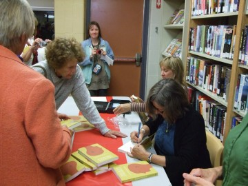 Book Signing at Library with Deb Davis