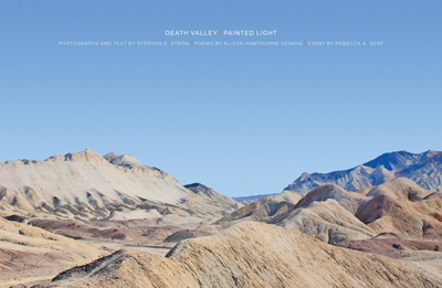 Death Valley:<br> Painted Light